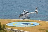 Helicopter Charter Services in Greece